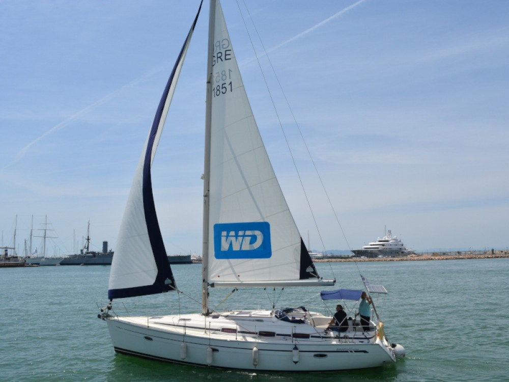 Boat rental  cheap Bavaria 39 Cruiser
