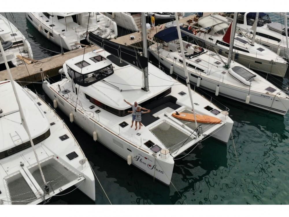 Boat rental Pirovac cheap Lagoon 450 Sport