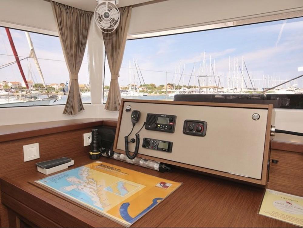 Rental yacht Pirovac - Lagoon Lagoon 450 Sport on SamBoat