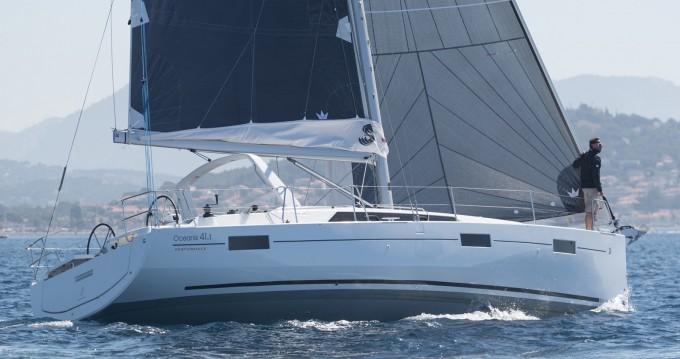 Rental yacht Port de Pollença - Bénéteau Oceanis 41.1 on SamBoat