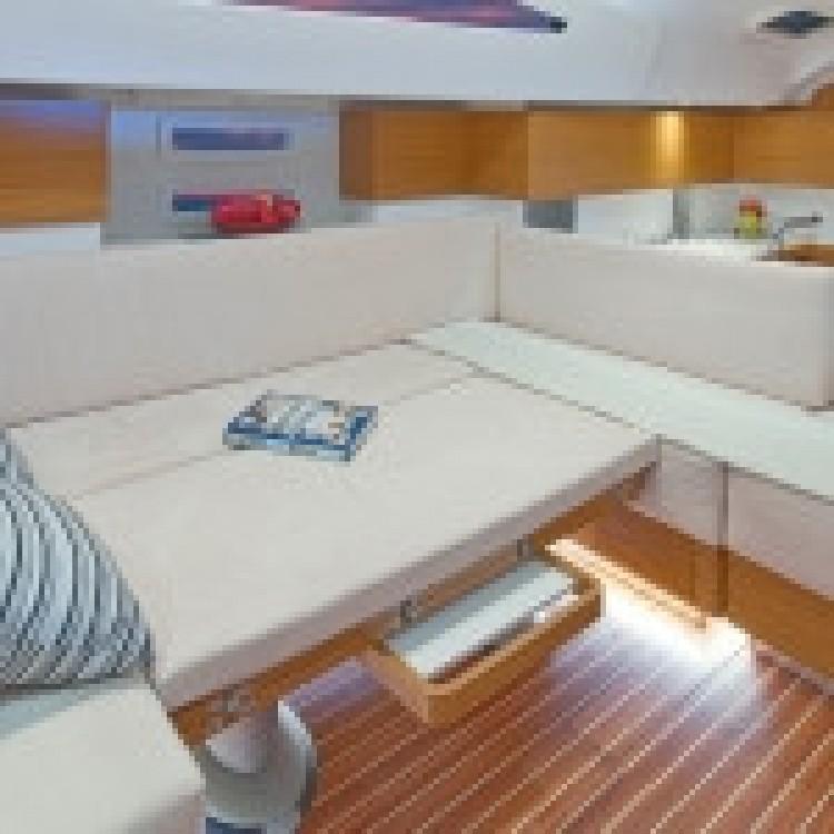 Rental Sailboat in Spain - Elan Elan 50 Impression