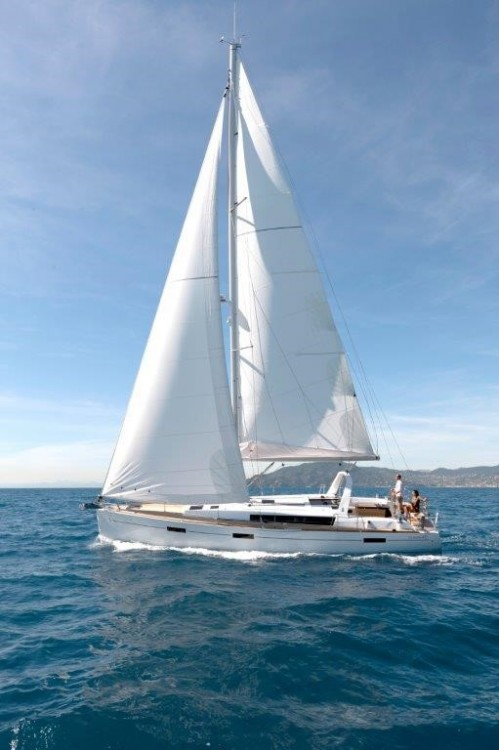 Boat rental Phuket cheap Oceanis 45