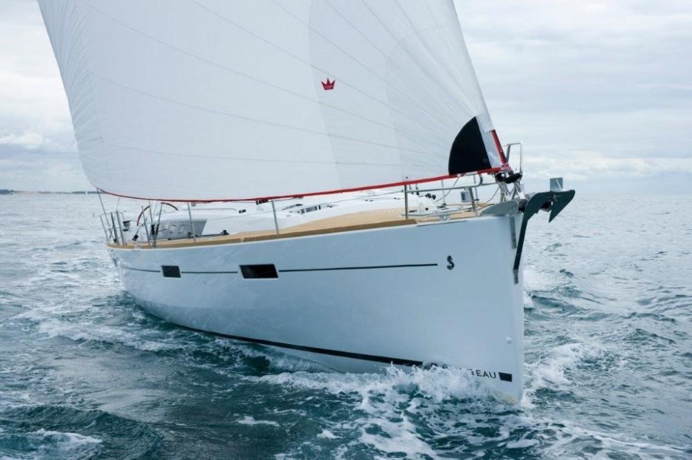 Rental Sailboat in Phuket - Bénéteau Oceanis 45