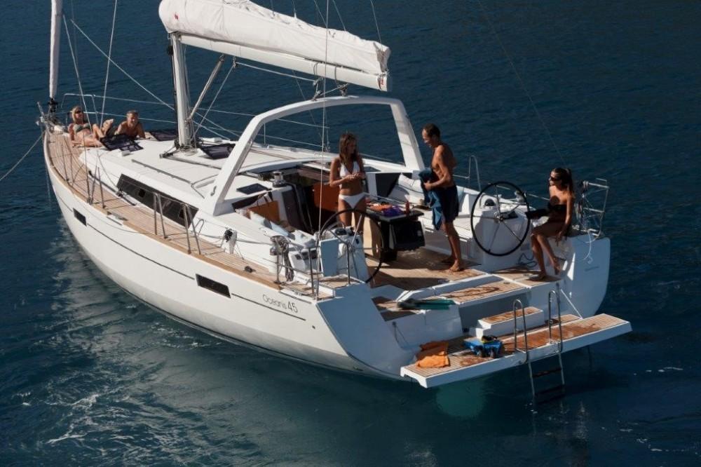 Rental yacht Phuket - Bénéteau Oceanis 45 on SamBoat