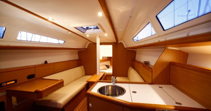 Sailboat for rent Dalsbruk at the best price