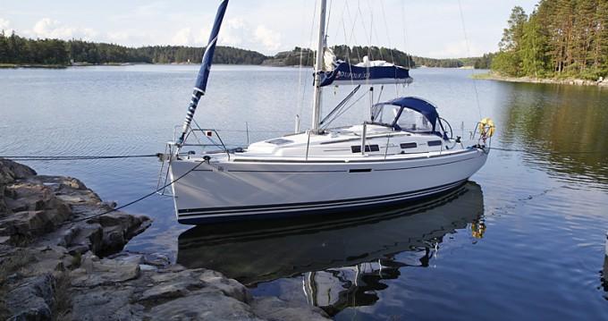 Rental Sailboat in Dalsbruk - Dufour Dufour 325