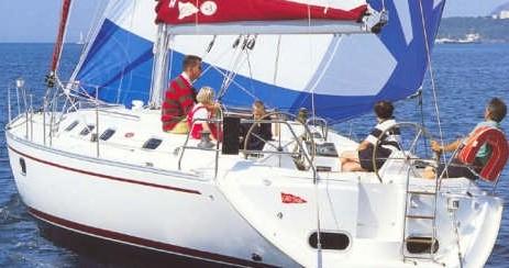 Rental yacht Dalsbruk - Dufour Gib Sea 43 on SamBoat