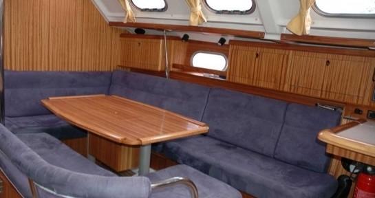Rental Sailboat in Dalsbruk - Dufour Gib Sea 43