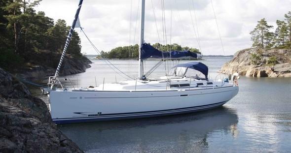 Rental yacht Dalsbruk - Dufour Dufour 455 Grand Large on SamBoat