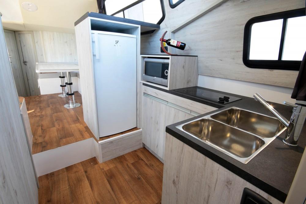 Boat rental Houseboat Holidays Italia srl Minuetto8+ in Precenicco on Samboat