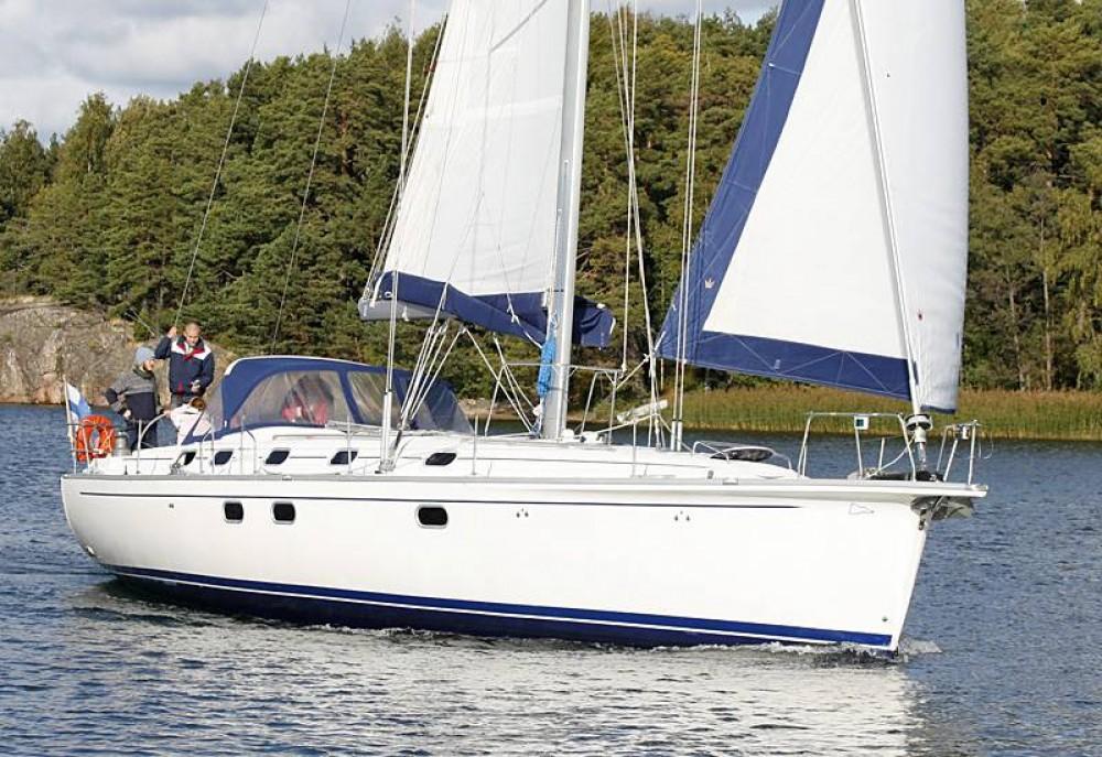 Rental Sailboat in Dalsbruk - Dufour Gib sea 51