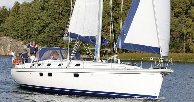 Hire Sailboat with or without skipper Dufour Dalsbruk