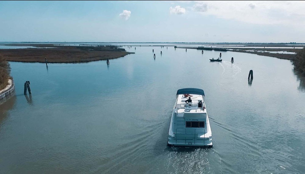 Rent a Houseboat Holidays Italia srl Minuetto8+ Precenicco