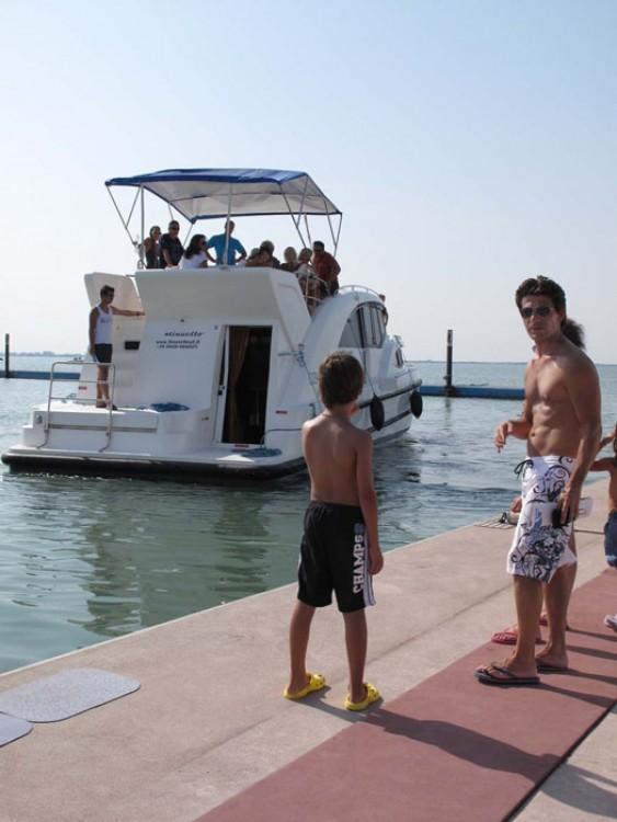 Rental Canal boat in Precenicco - Houseboat Holidays Italia srl Minuetto6+