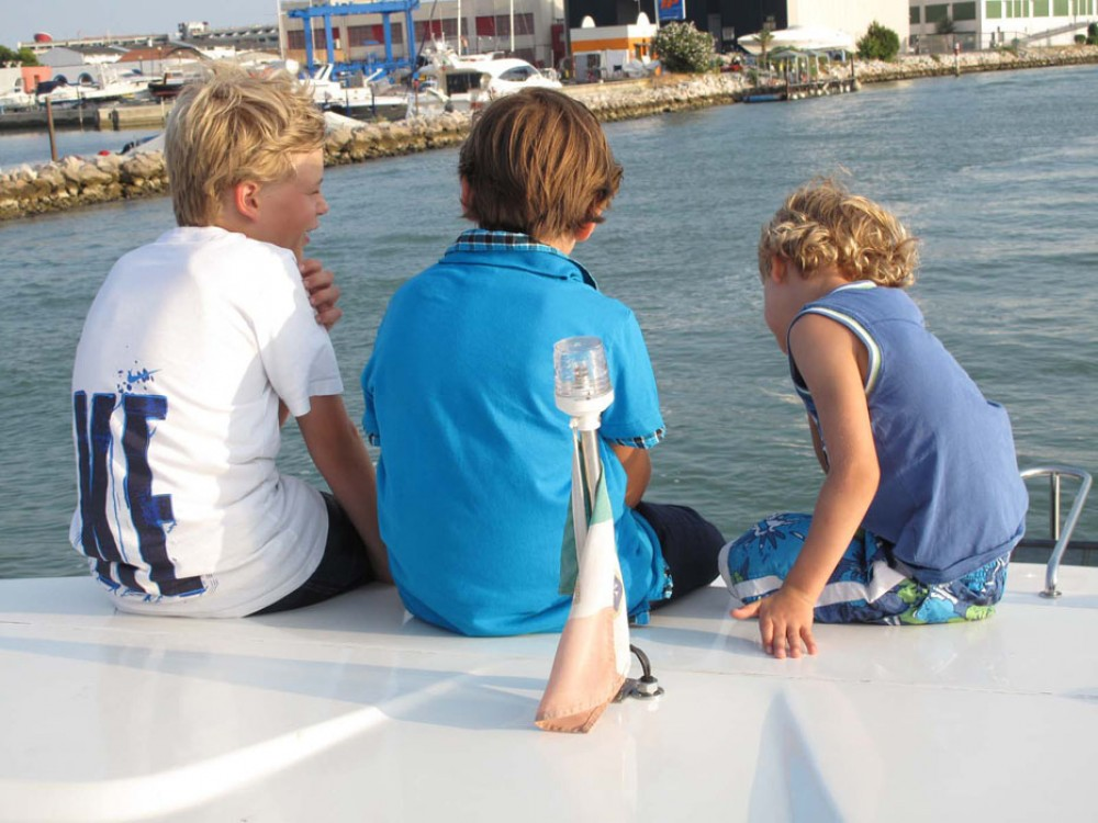 Boat rental Houseboat Holidays Italia srl Minuetto6+ in Precenicco on Samboat