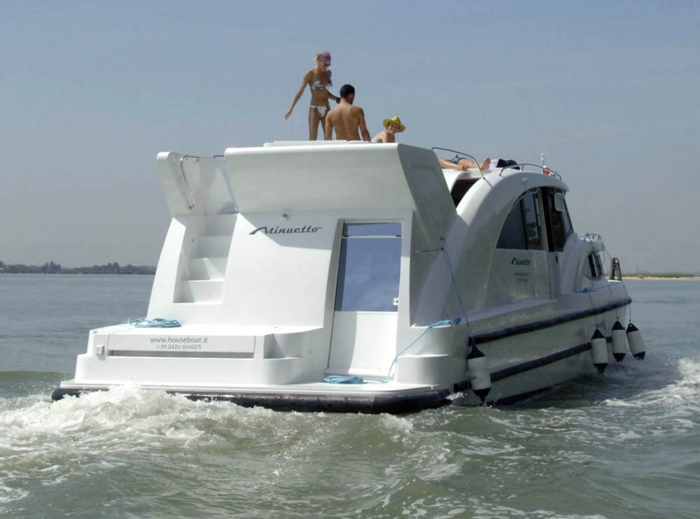 Boat rental Houseboat Holidays Italia srl Minuetto6+ in Casale sul Sile on Samboat