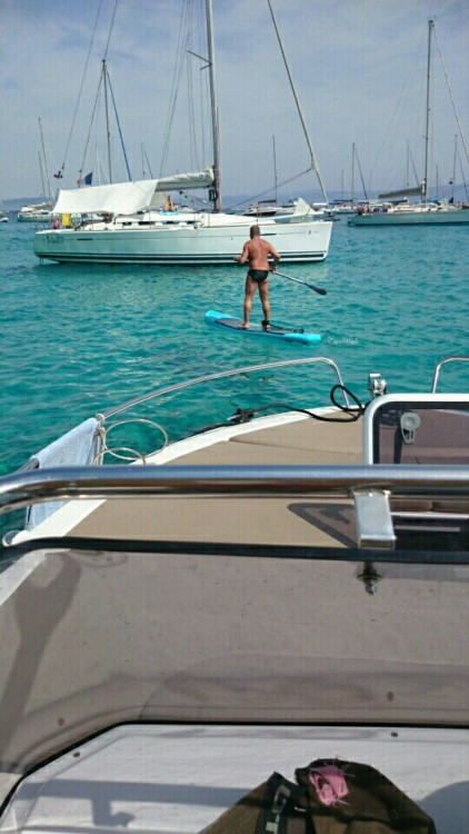 Boat rental Pacific Craft Pacific Craft 750 SC in Hyères on Samboat