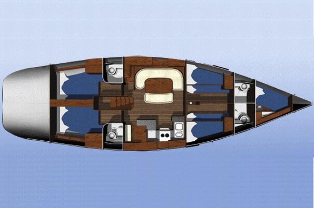 Boat rental Laurium cheap 51.2