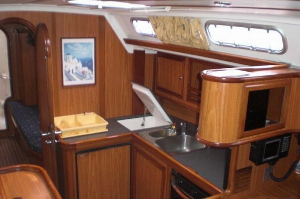 Rental Sailboat in Laurium - Ocean Star 51.2