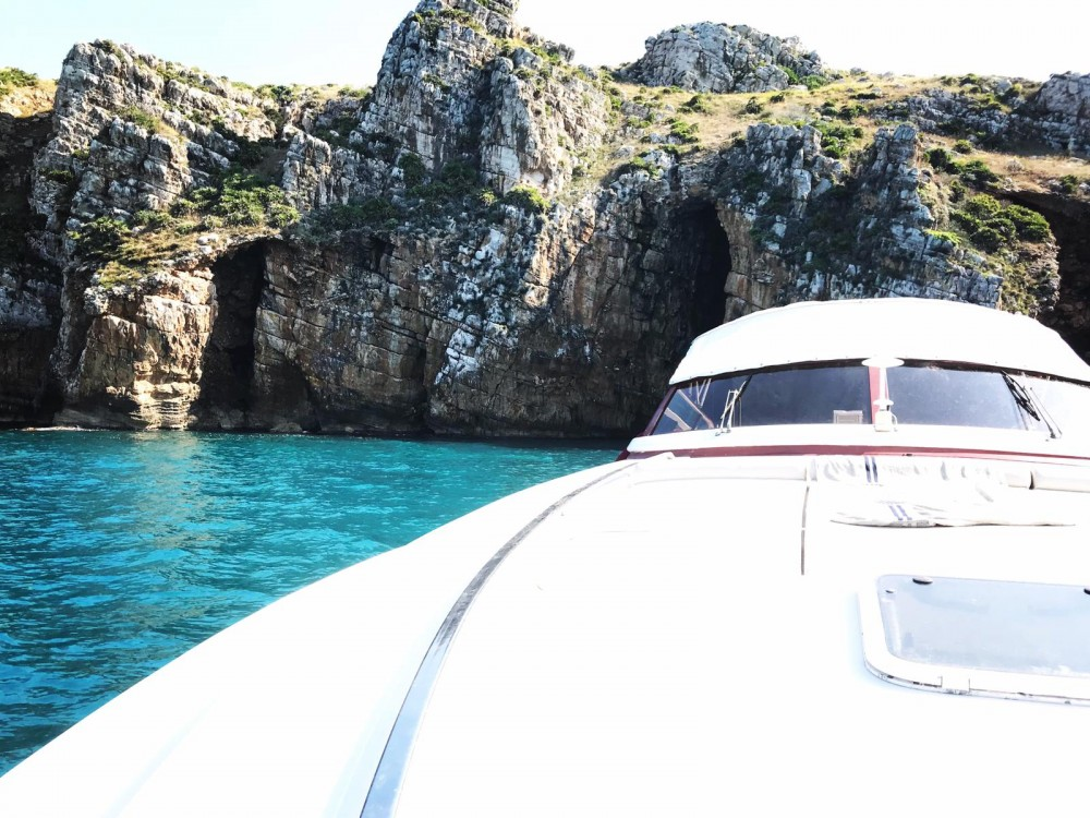 Rental yacht Trapani - Cantieri Del Golfo Ipanema 53 on SamBoat