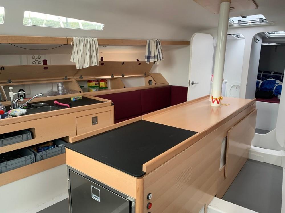Rental yacht Grad Pula - Pogo Structures Pogo 12.50 on SamBoat