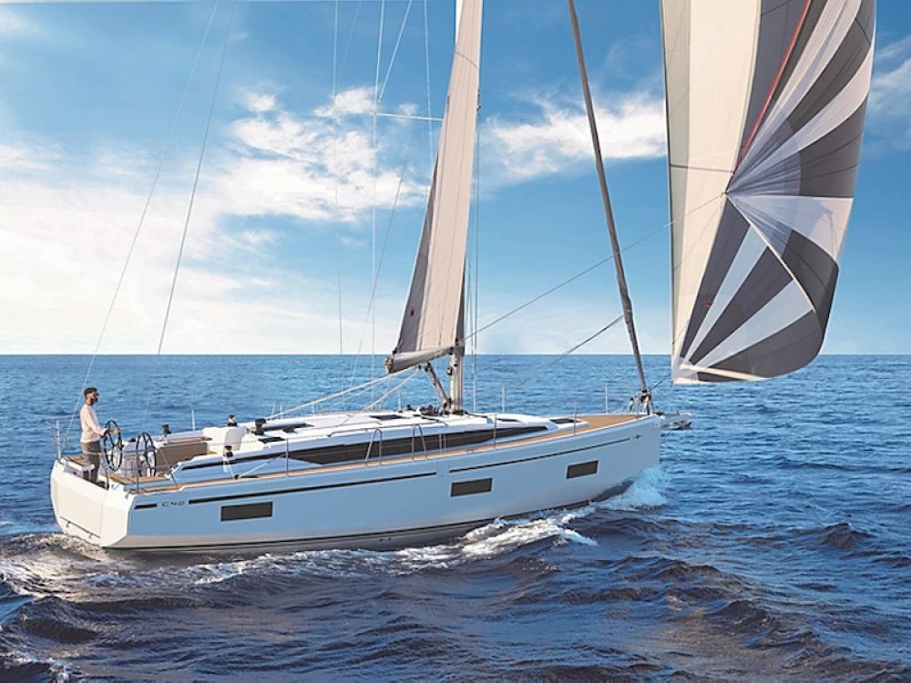 Boat rental Fethiye cheap Bavaria C42