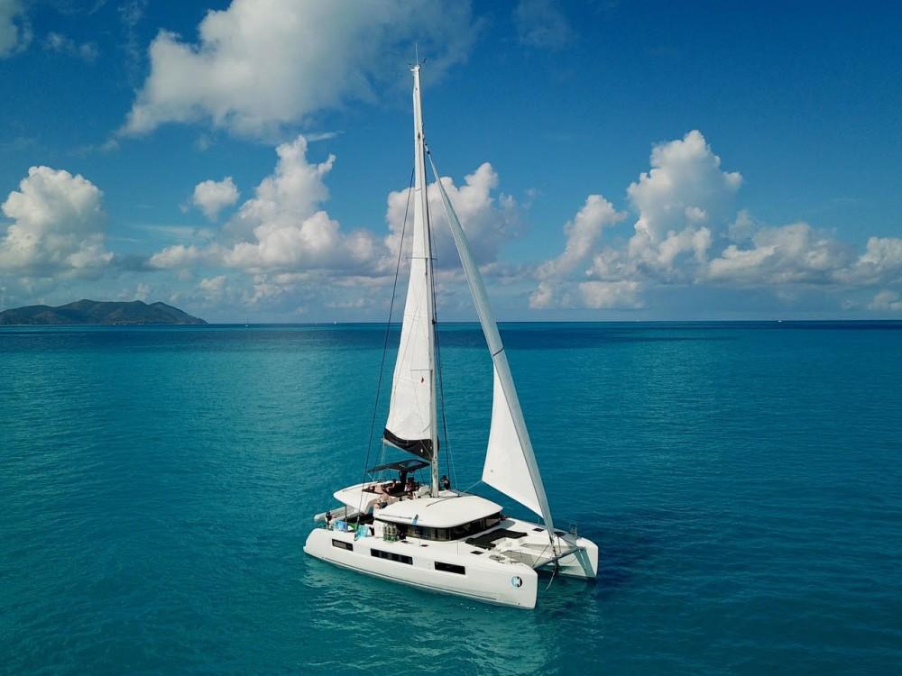 Rental Catamaran in Road Town - Lagoon Lagoon 50