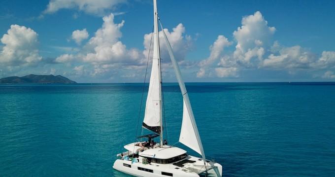 Rent a Lagoon Lagoon 50 Tortola