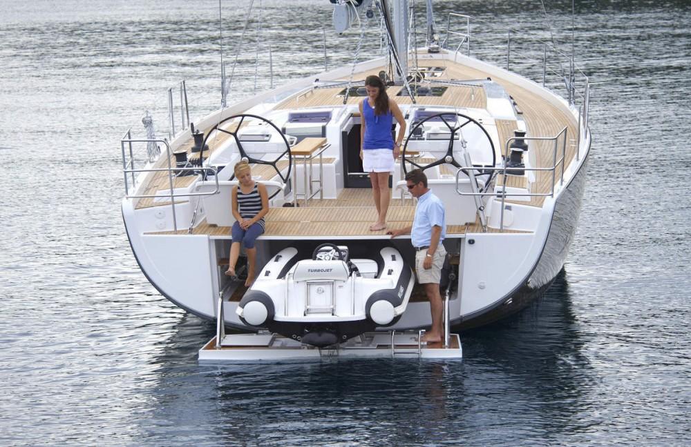 Rental yacht Palma - Hanse Hanse 575 on SamBoat