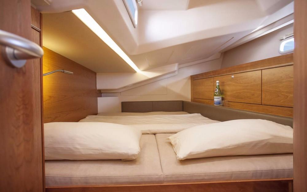 Boat rental Palma cheap Hanse 505