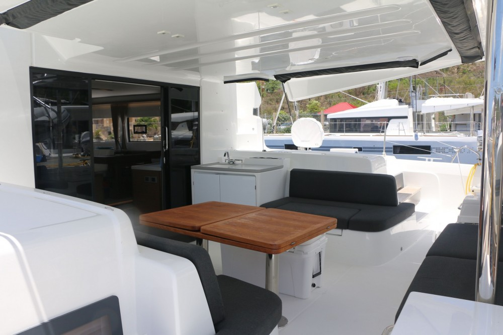 Rental Catamaran in Road Town - Lagoon Lagoon 50