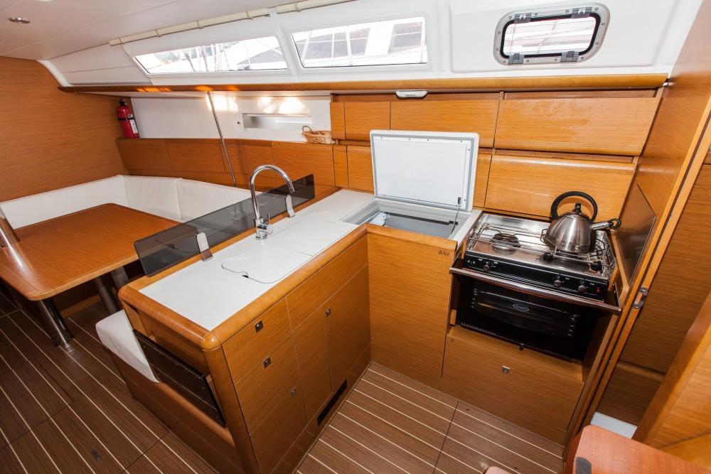 Boat rental Palma cheap Sun Odyssey 379