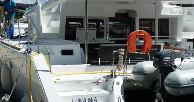 Boat rental Lagoon Lagoon 450 in Tortola on Samboat