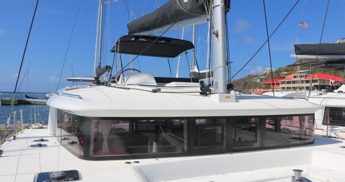 Rental Catamaran in Tortola - Lagoon Lagoon 450