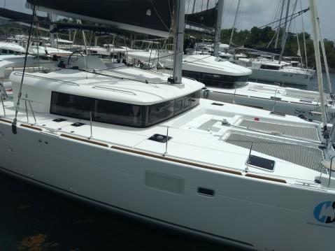Rental yacht Tortola - Lagoon Lagoon 450 F on SamBoat