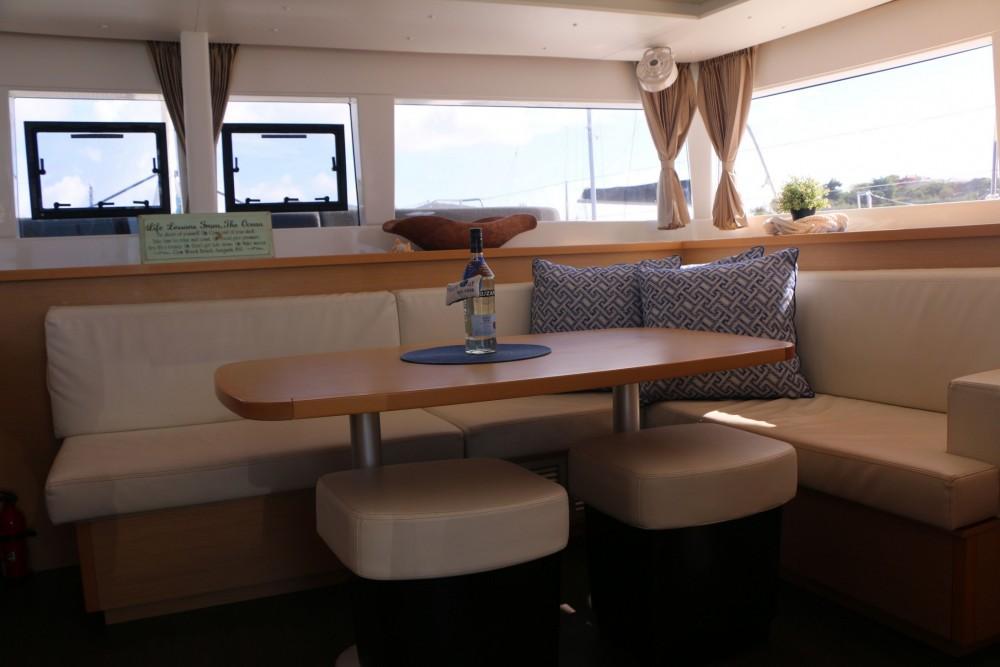 Rental yacht Road Town - Lagoon Lagoon 450 F on SamBoat
