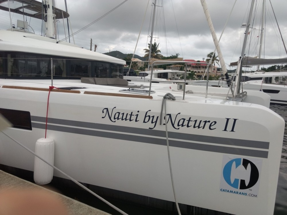 Rental Catamaran in Road Town - Lagoon Lagoon 52
