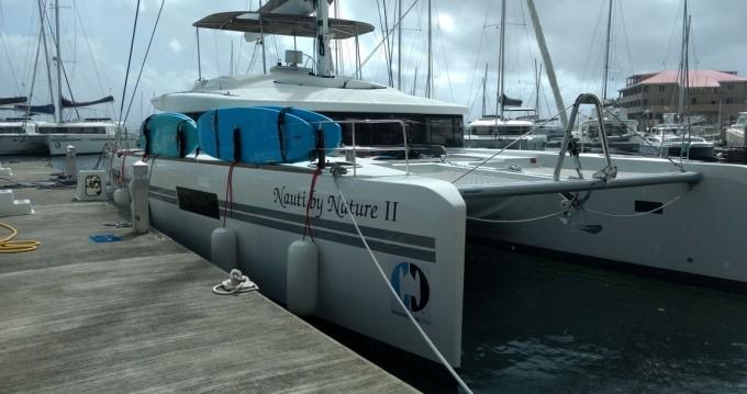 Boat rental Lagoon Lagoon 52 in Tortola on Samboat