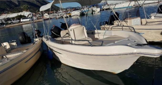 Rental Motorboat in Municipal Unit of Ellomenos - Elie boat Elie boat