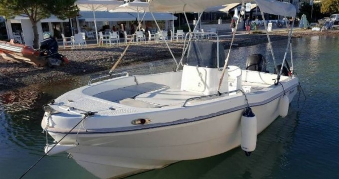 Rental yacht Lefkada (Island) - AM Yacht Prince 570 Open on SamBoat