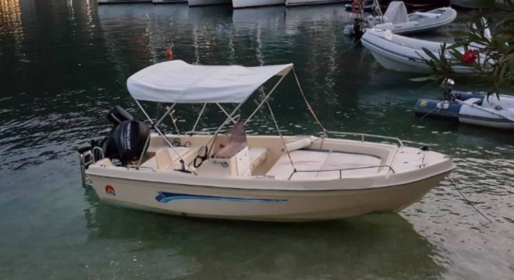 Hire Motorboat with or without skipper Aptera Nydri