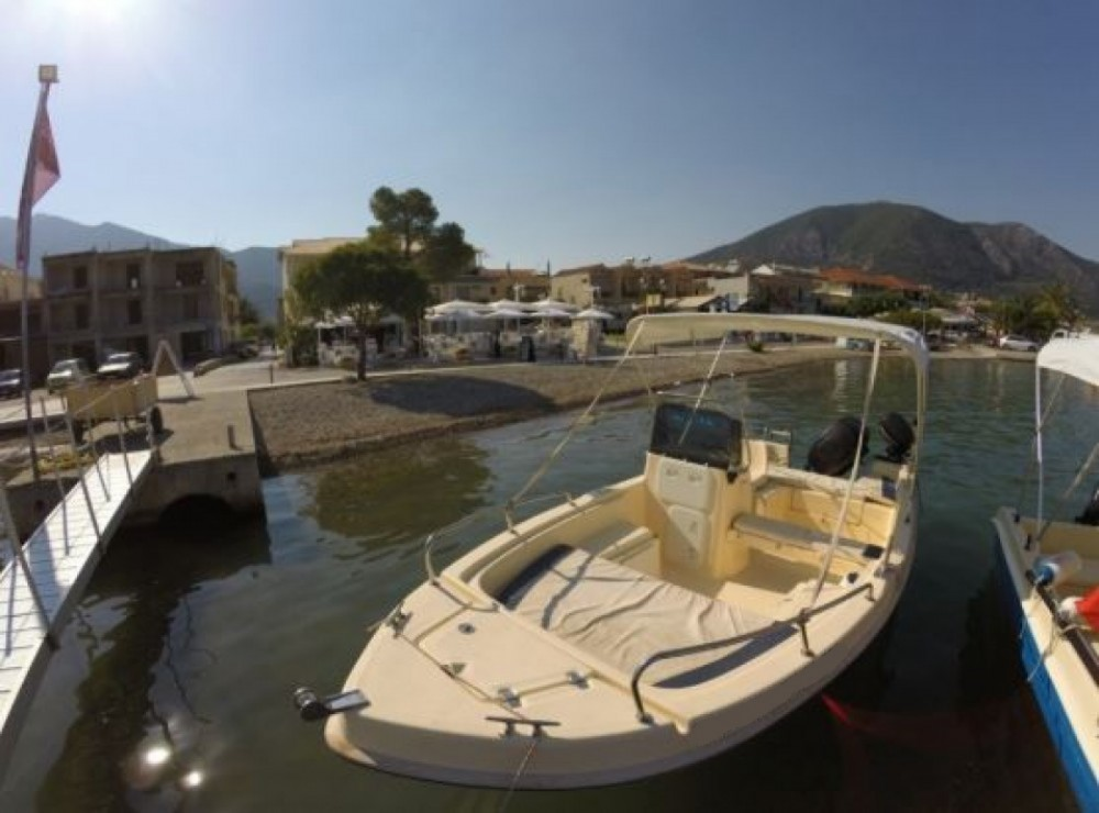 Boat rental Nydri cheap Aptera