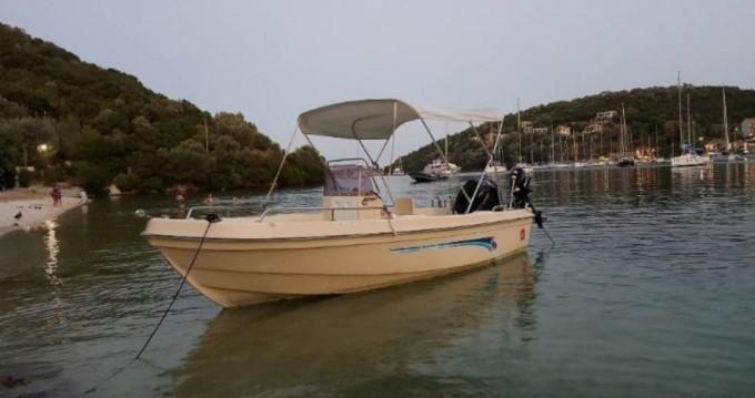 Boat rental Aptera Aptera in Lefkada (Island) on Samboat