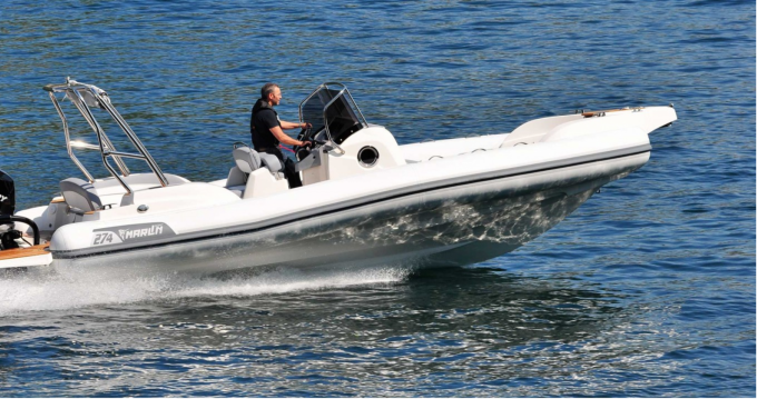 Marlin Boat Marlin 274 between personal and professional Pianottoli-Caldarello