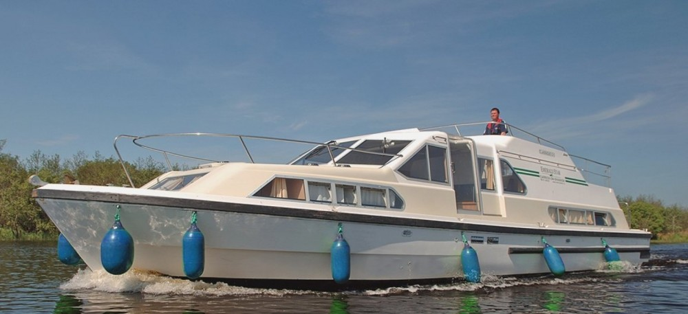 Canal boat for rent Carrick-on-Shannon at the best price