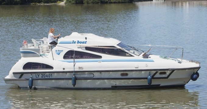 Rental Canal boat in Carrick on Shannon - Consul Consul