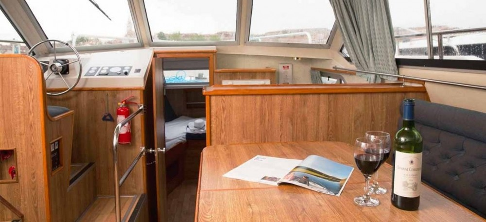 Boat rental Carrick-on-Shannon cheap Crusader