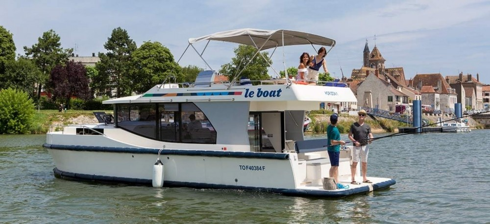 Boat rental Carrick-on-Shannon cheap Horizon