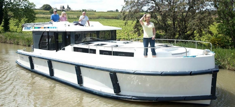 Boat rental Staines-upon-Thames cheap Horizon 3