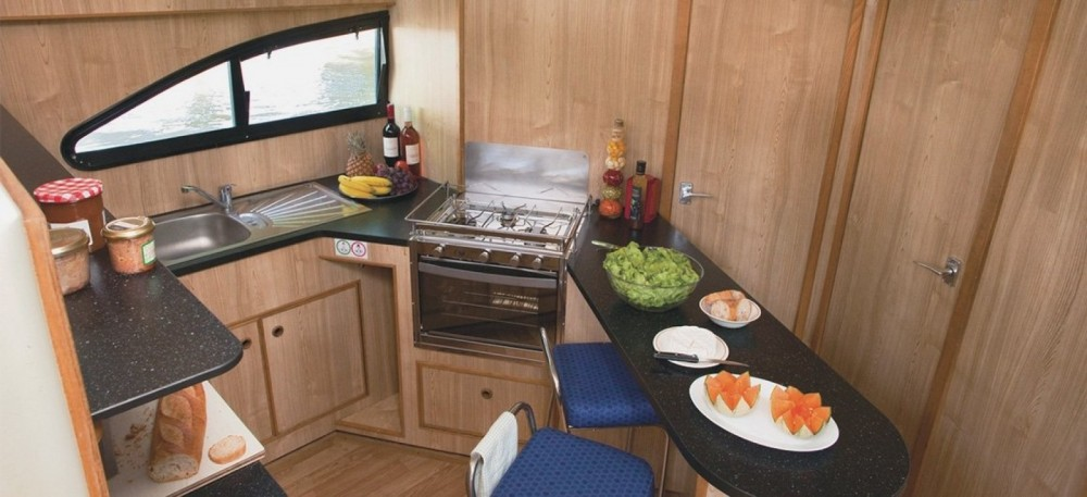 Hire Canal boat with or without skipper Connoisseur Vinkeveen